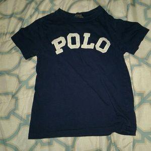 Ralph Lauren Polo t-shirt S kids children's